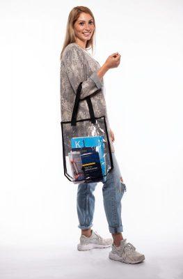 Bibliotheks-Taschen